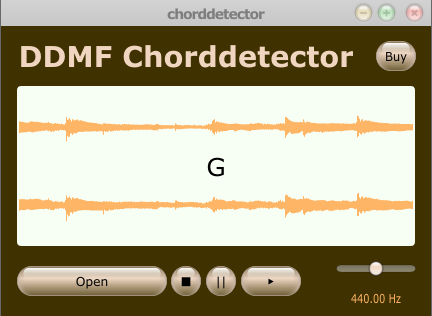 Chorddetector PNG